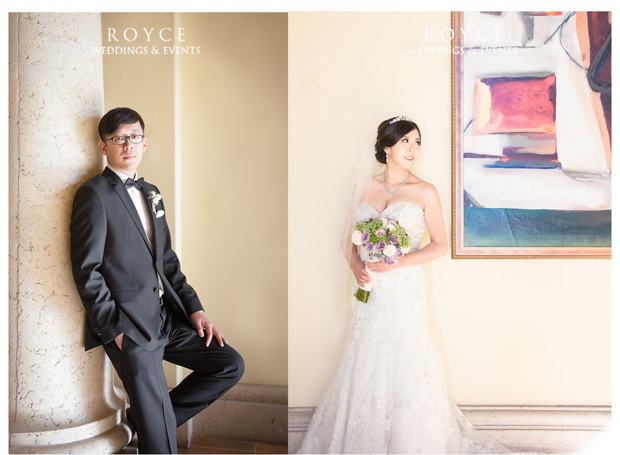 Orange County Hotel wedding packages offers a great wedding experience for couples on their wedding day http://RoyceWeddings.com Call: 626-560-2537