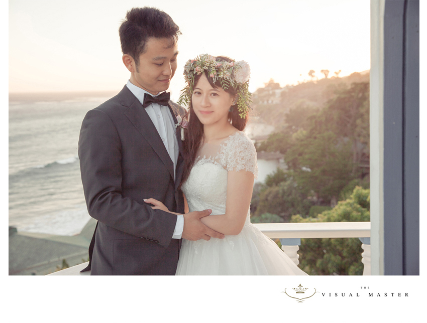 Beautiful sunset wedding at an inexpensive wedding venue http://RoyceWeddings.com Call: 626-560-2537