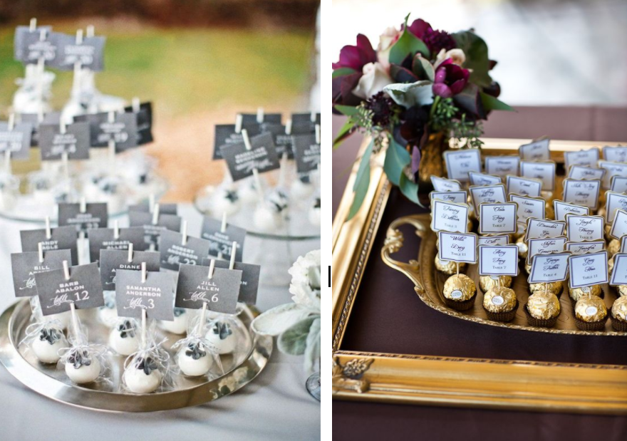 5 Place Card Ideas Fit For Your Themed Wedding Royce Weddings Events
