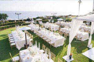 Montage Laguna Beach Outdoor Wedding